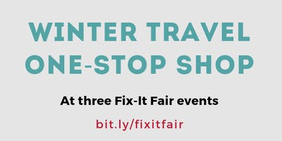 Winter Travel One-Stop Shop - at Parkrose High School