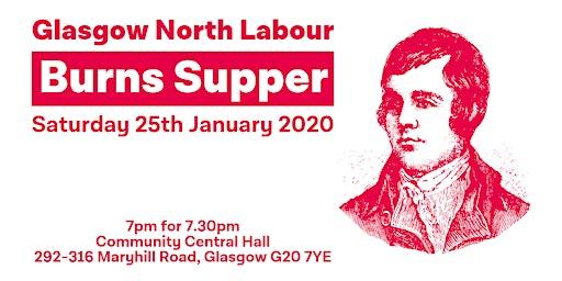 Glasgow North Labour Burns Supper