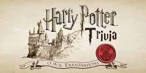 Harry Potter Brunch Trivia