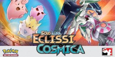 11° - Prerelease Ufficiale Pokèmon Eclissi Cosmica Salerno