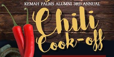 KPAA  Alumni 3rd Annual Chili Cook Off
