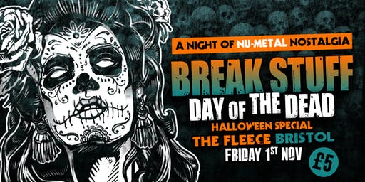 Break Stuff - A Night Of Nu Metal Nostalgia