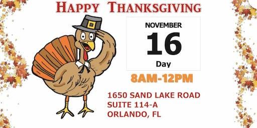 FREE Thanksgiving Turkeys!