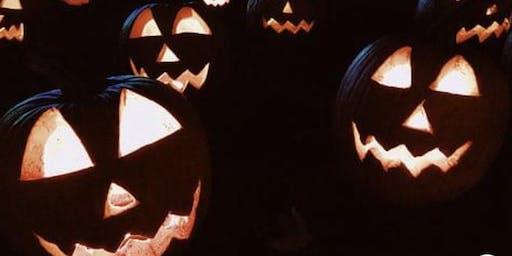 Halloween Paint N Sip