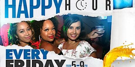 Friday Happy Hour   @Hanovers 2.0 tickets