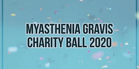 Myasthenia Gravis Charity Ball 2020 tickets