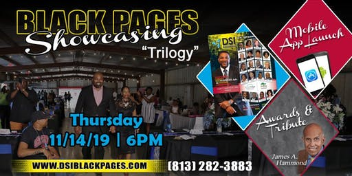 DSI Black Pages  26th Annual Showcasing