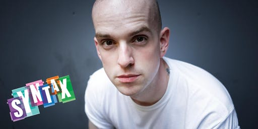 Literary Festival: Andrew McMillan