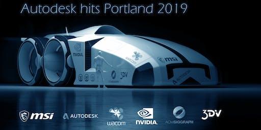 Autodesk Hits Portland 2019