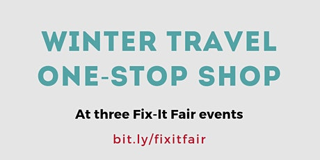 Winter Travel One-Stop Shop - at Ockley Green Middle School tickets