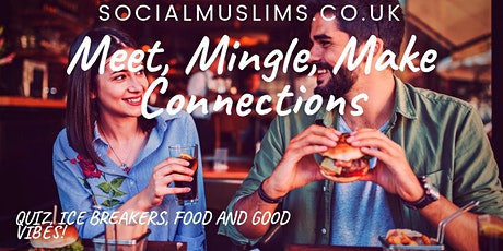 Social Muslims | Meet, Mingle, Make Connections tickets