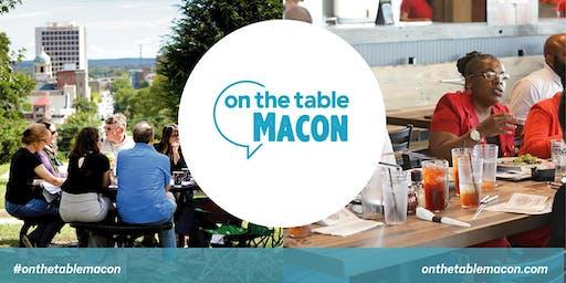 On The Table Macon: Maya Contreras