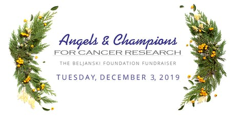 Angels & Champions for Cancer Research |  Dinner-Dance tickets