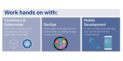 Developer Experience Day with IBM Cloud
