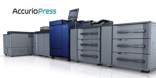 Production Print Open House - Konica Minolta