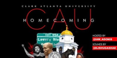 CAU HOMECOMING WEEKEND AFTER PARTY