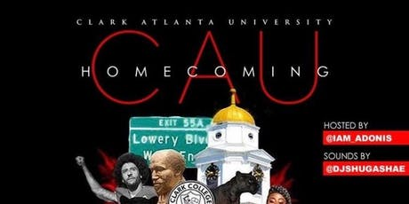 CAU HOMECOMING WEEKEND AFTER PARTY tickets