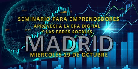 Emprende en la Era Digital !!! entradas