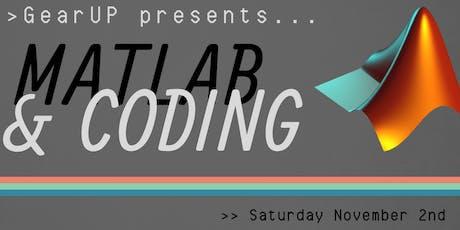 MATLAB & CODING tickets