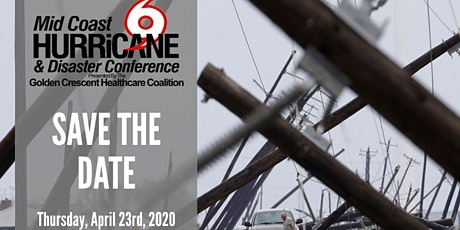 Mid Coast Hurricane & Disaster Conference 2020 tickets