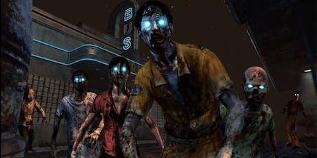 Halloween Zombie Extermination Tournament tickets