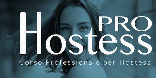 Workshop Firenze - Corso Professionale per Hostess