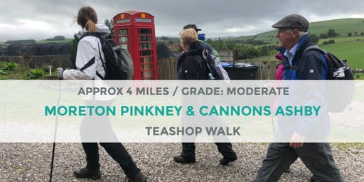 MORETON PINKNEY & CANNONS ASHBY | 4 MILES | EASY