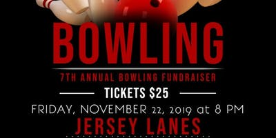 Concrete Rose Project's 7th Annual Bowling Fundraiser