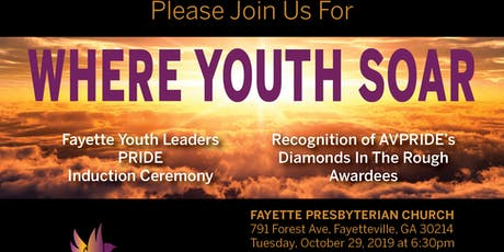 AVPRIDE's Where Youth Soar tickets