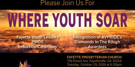 AVPRIDE's Where Youth Soar