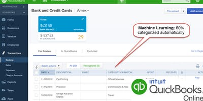 Quickbooks Online for Beginners