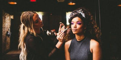 Makeup Class with Katie Marble