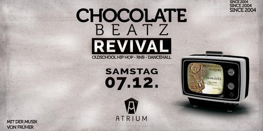 Chocolate Beatz Revival - Mit der Musik von früher