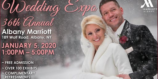 WINTER WEDDING EXPO - ALBANY MARRIOTT HOTEL