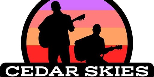 Cedar Skies Live at Mikes Tavern!