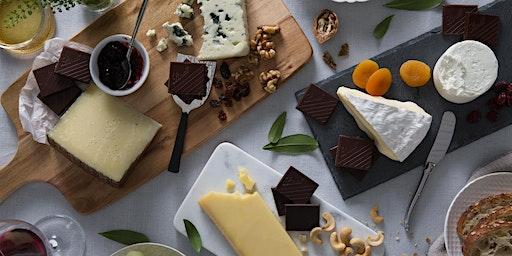 Cheese & Chocolate Pairing
