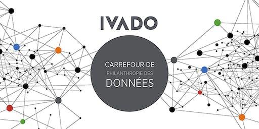 3e édition du Carrefour de philanthropie des données (en français)