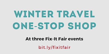 Winter Travel One-Stop Shop - at Floyd Light Middle School tickets
