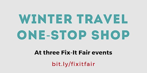 Winter Travel One-Stop Shop - at Floyd Light Middle School