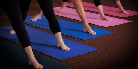Yoga at the Tett tickets