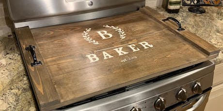 Stove Cover Workshop - Valpo tickets