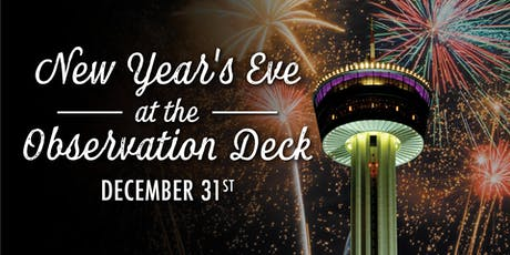 New Year's Eve at the Observation Deck tickets