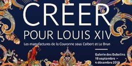 Créer pour Louis XIV billets