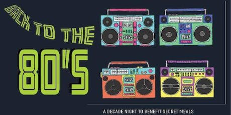 Back to the 80s tickets