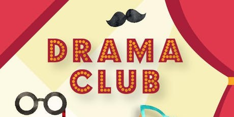 Drama Club / Club de théâtre tickets