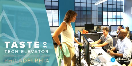 Taste of Tech Elevator - Philadelphia tickets