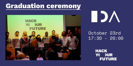 HackYourFuture - Graduation & Demo (class09)