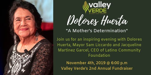 Dolores Huerta: A Mother's Determination
