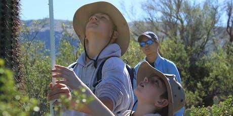 Saguaro Census Survey: Shorter Hike January 10th  @ Saguaro West tickets