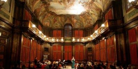 Incanti e maestrie barocche: concerto + degustazione di vini entradas